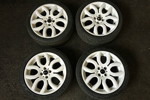 Mini Wheels Tyres