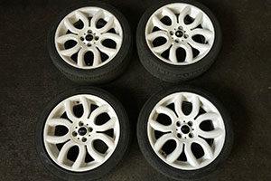 Mini Wheels Tyres